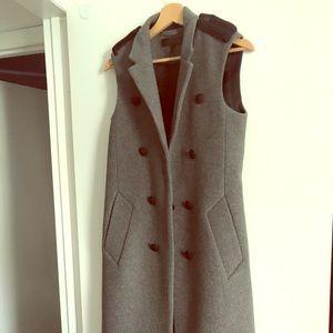rag & bone coat vest